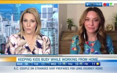 Dr. Vanessa Lapointe interviewed on CTV Morning Vancouver