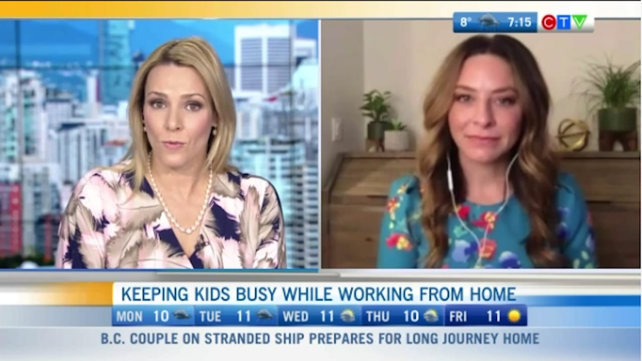 Dr. Vanessa Lapointe on CTV Morning Vancouver