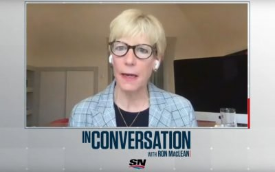 Melinda Harrison: In Conversation with Ron MacLean