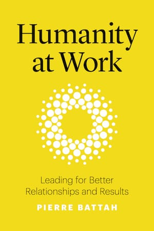 Humanity At Work by Pierre Battah