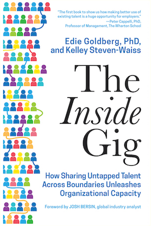 The Inside Gig by Edie Goldberg and Kelley Steven-Waiss