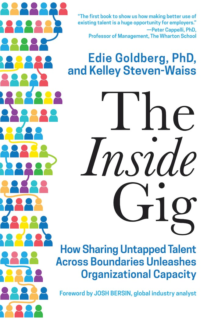 The Inside Gig by Edie Goldberg and Kelly Steven-Waiss