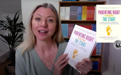 Parenting Right From the Start Wins a Silver IBPA Benjamin Franklin Award
