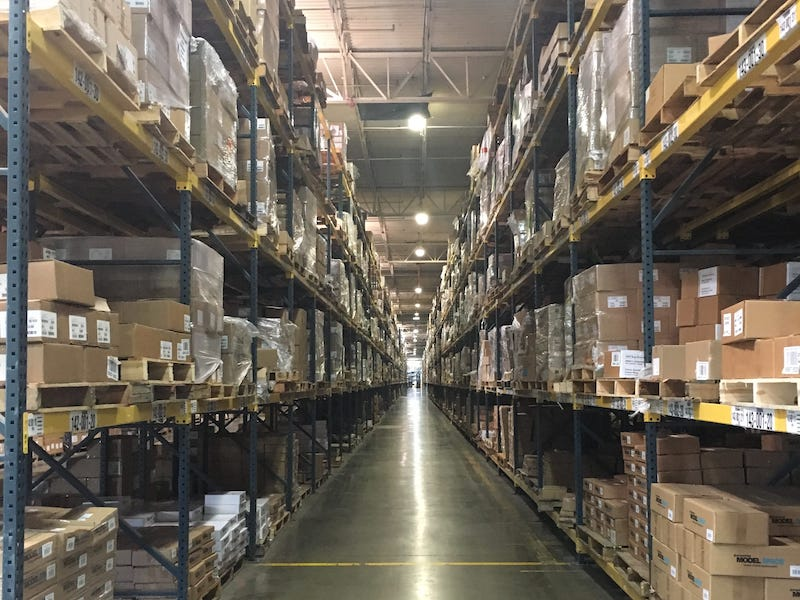 Our Jackson TN Warehouse